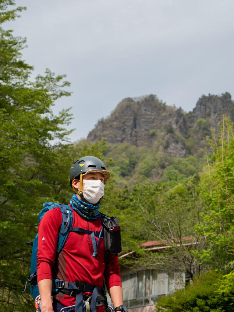 松井田山岳会岩井さん